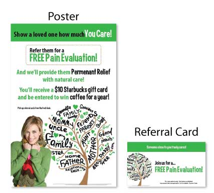 Family Tree Referral Booster