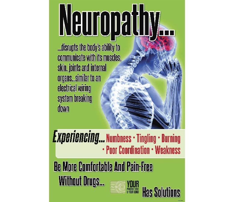 Neuropathy Educational Poster