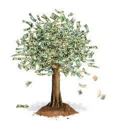 JustUs Chiropractic Marketing Money Tree